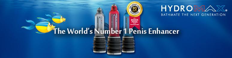 Hydromax Penis Pump