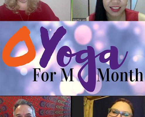 O Yoga For Masturbation Month